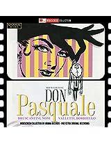 Donizetti: Don Pasquale, with bonus Cesare Valletti recital