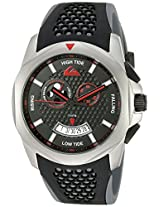 Quiksilver Analog Black Dial Men's Watch - QS-1003-RDSV