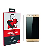 Scratchgard Super Glass Screen Protectors for Gionee Marathon M5 lite