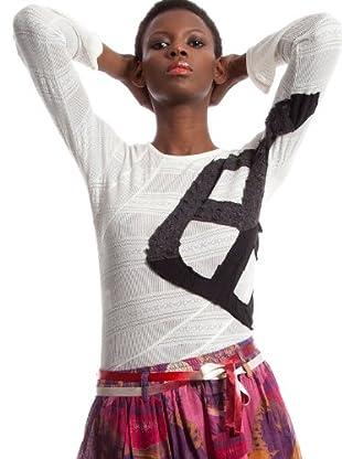Custo Pullover Vana (Creme)