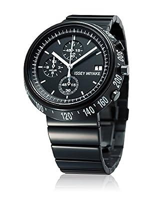 Issey Miyake Reloj de cuarzo Unisex Trapazoid 44 mm