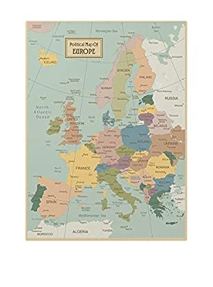 Really Nice Things Poster Europe