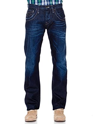 Pepe Jeans London Vaquero Tooting (Azul Marino)