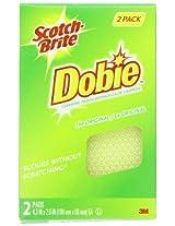 Scotch-Brite Dobie All Purpose Pads, 2-Count (Pack of 5)