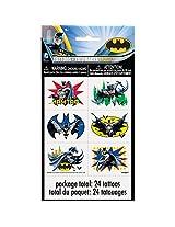 Unique Batman Tattoos (24 Count)
