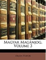 Magyar Maganjog, Volume 3