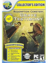Redemption - Cemetery 3: Grave Testimony with Bonus Game: Haunted Hotel 1 - Collectors Edition (PC)
