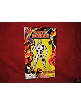 """The Spot Marvel Universe 10"""" Tall Poseable Action Figure From 1998"""