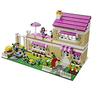 女の子用レゴのラブリーハウス