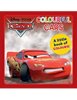 Parragon Disney Pixar Cars - Colourful Cars