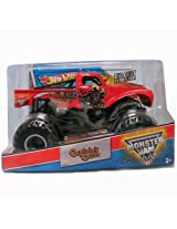 Hot Wheels Monster Jam: Max-D Captain's Curse Die Cast Truck