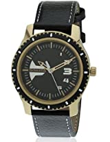Sonata Analog Black Dial Men's Watch - 7103QL01