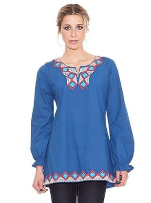 HHG Blusa Charlize (Azul)