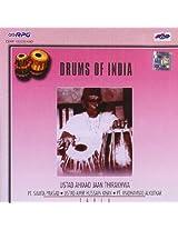 Drums Of India-Ustad Amjad Ali Thirakhwa