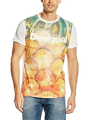 Desigual T-Shirt Happiness Inside