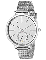 Skagen Hagen Analog White Dial Women's's Watch - SKW2358