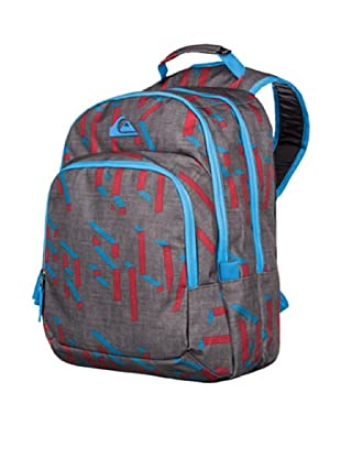 Quiksilver Mochila Primary French Fries X3 (Gris / Azul)