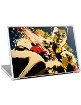 Zing Revolution Muhammad Ali Premium Vinyl Adhesive Skin for 13-Inch Laptop (ms-ali80010)