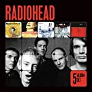 5 Album Set (Pablo Honey/The Bends/OK Computer/Kid A/Amnesiac) [Explicit]