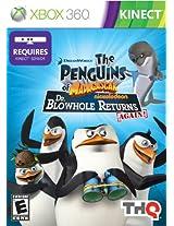 Kinect Penguins of Madagascar: Dr. Blowhole Returns Again! (Xbox 360)