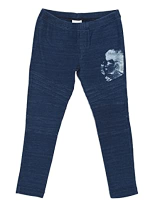 Diesel Kid Leggings Pokilak (Blau)