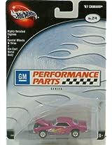 Mattel 100% Hot Wheels - 67 Camaro
