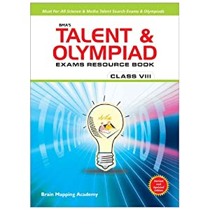 BMA's Talent & Olympiad Exams Resource Book for Class 8