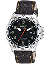 Helix Analog Black Dial Men's Watch - TW07HG00H