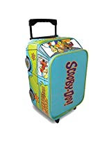 Official Scooby Doo Van Style Novelty Wheeled Bag Suit Case by Trademark
