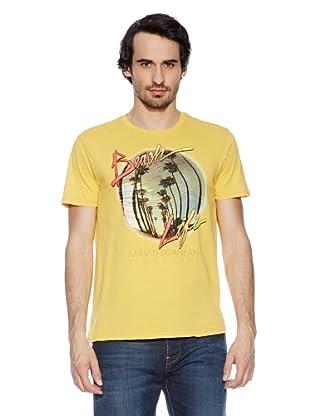 Mavi Camiseta Kurt (Amarillo)