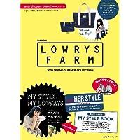 LOWRYS FARM 2013 ‐ 春夏 小さい表紙画像