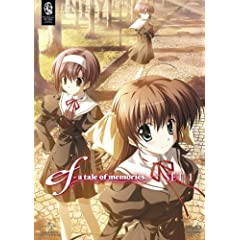 ef - a tale of memories. SET 1 qYr [DVD]