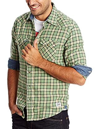 Pepe Jeans London Camisa Hombre Clave