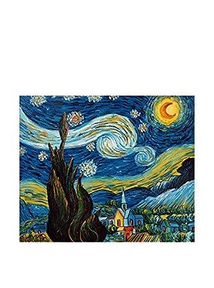 Arte Dal Mondo Ölgemälde auf Leinwand Van Gogh Notte Stellata