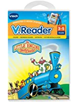 V.Reader Animated E-Book Cartridge - The Little Engine That Could