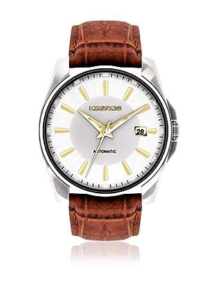 K&BROS Reloj 9474 (Marrón Claro)