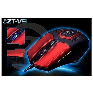 Zexus Original Gaming Mouse 2400 DPI