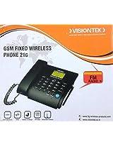 VisionTek 21G Fixed Wireless GSM Desk Phone