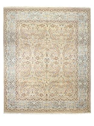 Bashian Rugs Fine Akbar Rug, Sand, 8' 2