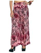 Rajrang Palazzo Pants Printed Casual Wear Women's Wear Harem Trouser