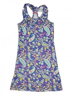 Pepe Jeans Kids Kleid Minnie (Blau)