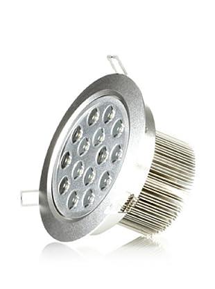 Hispania Empotrable LED de techo 15W de consumo | 1100 lumens, luz cálida 3000K