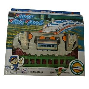 MBB Super Sonic Train