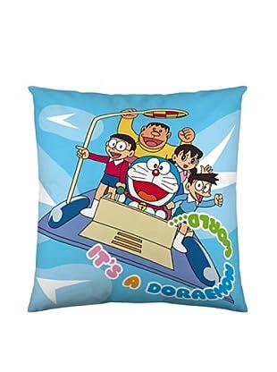 Euromoda Cojín Con Relleno Doraemon 1 (Azul)