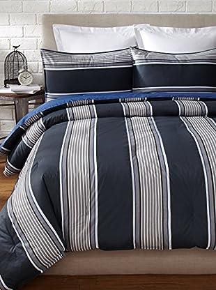 Nautica Dartmoore Comforter Set (Gray)