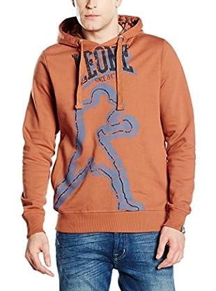 Leone 1947 Kapuzensweatshirt Lsm773/Fw15