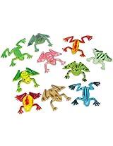 Mini Vinyl Frogs (6 dz)