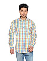 Men's Checks Shirt