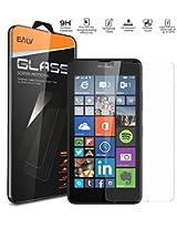 Nokia 640 Screen Protector, Nokia LUMIA 640 Glass screen protector, E LV Nokia LUMIA 640 ANTI-SHATTER Tempered Glass Screen Protector Scratch Free Ultra Clear HD Screen Guard for Nokia 640 (NOT COMPATIBLE WITH NOKIA 640 XL & NOKIA 640 LITE)