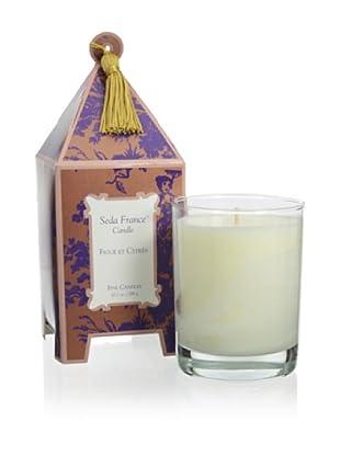Seda France 10-Oz. Fig & Cypress Limited Edition Pagoda Candle